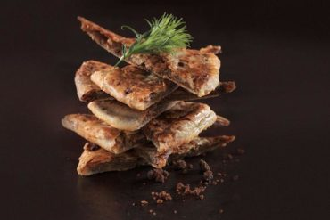 Sesame Pancakes (traditional Beijing Recipe)