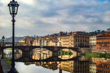 Florence Bridge Tuscany